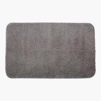 Tappetino bagno UNI DE LUXE 50x80 grigio