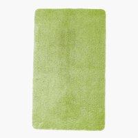 Badematte UNI DE LUXE 65x110 grün
