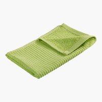 Asciugamano ospite LIFESTYLE verde