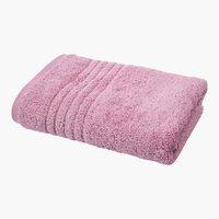 Handtuch KRONBORG PREMIUM rosa