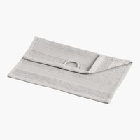 Waschlappen KRONBORG CLASSIC grau