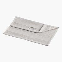 Toalla tocador CLASSIC LINE gris