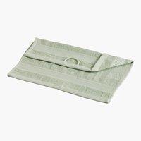 Waschlappen KRONBORG CLASSIC mint