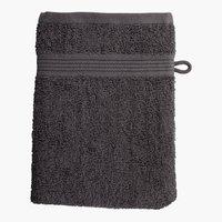 Manopla baño CLASSIC LINE gris antracita