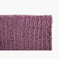 Badematte MICRO CHENILLE 65x110 rosa