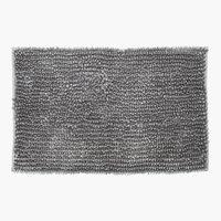 Alfombrilla baño BERGBY 50x80 gris claro
