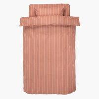 Спално бельо с чаршаф SARA 140x200