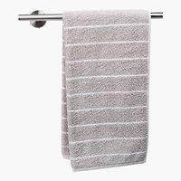 Asciugamano STRIPE grigio
