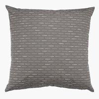 Back cushion STRANDKARSE 65x65 grey