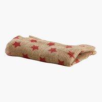 Pflanzenschutz-Decke JUTE 150x50 Sterne