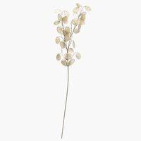 Kunstblume GREGERT H70cm beige