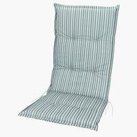Hagepute TORSBJERG reg.bar stol grønn