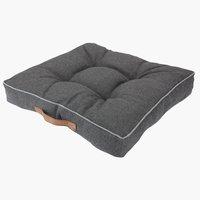 Cojín de asiento LYTTESHOLM gris oscuro