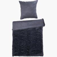 Bettwäsche LONGHAIR Fleece 135x200