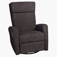Fotelja VADUM siva