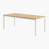 Table RAMTEN W90xL206 hardwood