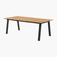 Pöytä BARSMARK L100xP210 tiikki