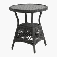 Bistro table MAGLEBJERG D70 grey