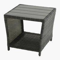 Table d'appoint STORD l45xL45xH40 gris