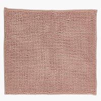 Bademåtte FAGERSTA 45x50 rosa