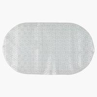 Badematte OLEBY 39x69 Plastik