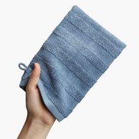 Manopla de baño TORSBY 14x20 azul