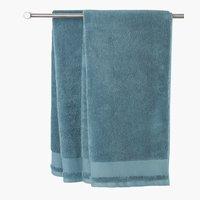 Håndklæde NORA 50x100 støvblå