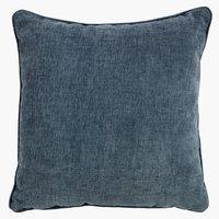Poduszka ozd. HORNFIOL 45x45 niebieski