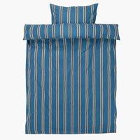 Set posteljine IRENE 140x200 plava