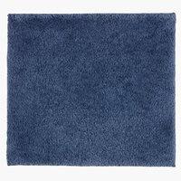 Tapete banho KARLSTAD 45x50cm azul