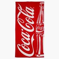 Badehåndkle COCA COLA 70x140