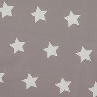 Tovaglia plastificata STARS 140 grigio