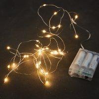 Grinalda de luzes CRIS 300cm c/30LED