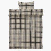 Påslakanset BRITT Flannel 150x210