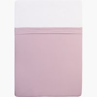 Lençol 240x280cm rosa