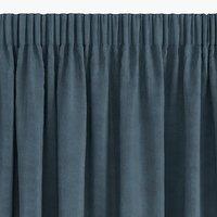 Cortinado YMSEN 1x140x300cm azul