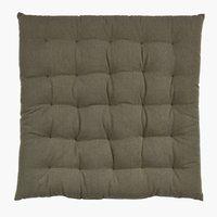 Chair cushion ELVESNELLE 40x40x4 green