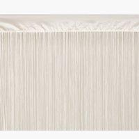 Provázková záclona NISSER 90x245 krémová