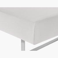 Lenzuolo Jersey 140/160x200x32cm grigio