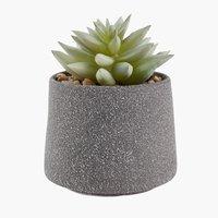 Tεχνητό φυτό LUCAS Ø9xΥ12cm μ/γλάστρα