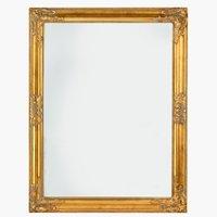 Огледало NORDBORG 70×90 златисто