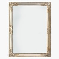 Огледало NORDBORG 70x90 сребристо