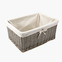 Basket SEVERIN W44xL32xH20cm grey