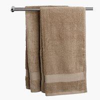Ręcznik KARLSTAD 70x140cm beż KRONBORG