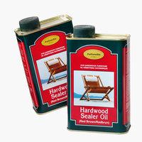 Hartholzöl JUTLANDIA Pflege 1 L