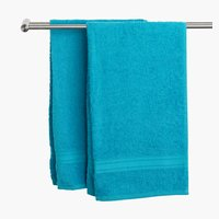 Handdoek UPPSALA 50x90 turquoise