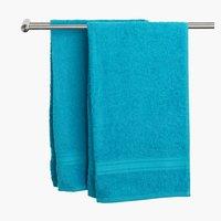 Ręcznik UPPSALA 50x90 turkusowy