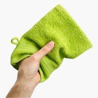 Washandje UPPSALA groen