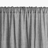 Verho HIRSHOLM 1x135x300 harmaa