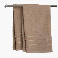 Ręcznik YSBY 50x90cm beżowy